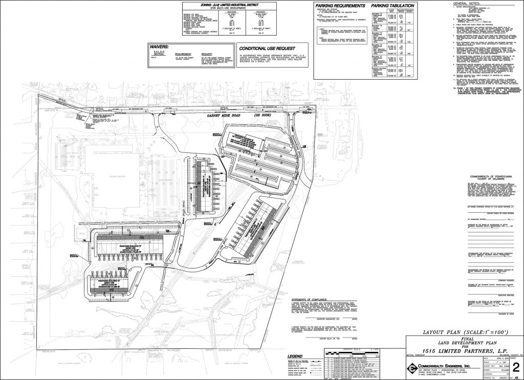 1515 Limited Partners Industrial Park